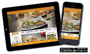 application cuisine l application mobile de recettes pour diabétiques