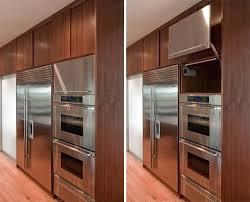 Cabinet Door Lift Systems Slide Up Cabinet Doors Lift System Kitchen Cabinets Sliding Doors