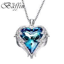 beautiful necklace images Buy baffin beautiful heart maxi pendant necklaces jpg