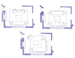 space planning your living room 101 bluedoordesigner space planning 3