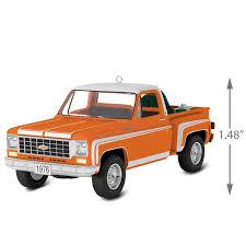all american trucks 1976 chevrolet c 10 sport ornament keepsake