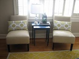 how to decorate a side table in a living room decorating side table vignettes popsugar home