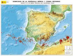 Iberian Peninsula Map Impressum