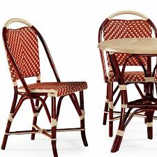 Wicker Bistro Chairs Great Rattan Bistro Table With Inspiring Cafe Table And