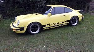 Porsche Carrera 1976 1976 Porsche 911 2 7s Coys Of Kensington