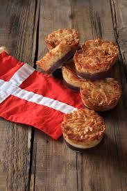 cuisine danemark on dine chez nanou tartelettes danoises aux amandes effilées et
