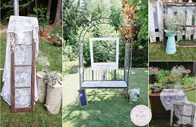 diy wedding photo booth ca real wedding emilie jan rustic backyard diy