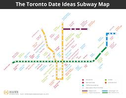 Ttc Subway Map Ttc Subway Map Toronto Pinterest Toronto And Subway Map