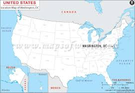 map usa dc where is washington dc district of columbia location of