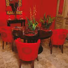 mahogany tub chairs around solid brazilian mahogany dining table