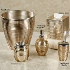 Croscill Bath Accessories by Bathroom Accessory Sets Touch Of Class
