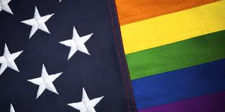 Flag With Cross And Stripes Rainbow American Flag Sparks Controversy At Middle Tennessee State