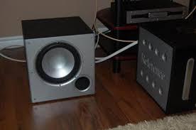 Polk Bookshelf Speakers Review Polk Audio Psw10 The Best Computer Speakers