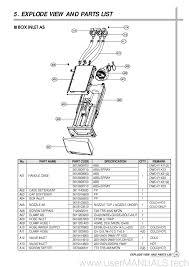 daewoo dwd f1021 service manual