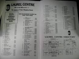 Somerset Mall Map Directory Lost Laurel