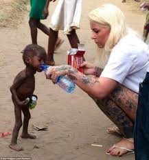 nigerian child is neglected and starved after being called a witch