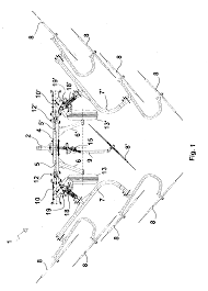 patent us20050284126 hydraulically controlled hay rake google