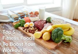 top 5 fitness foods to boost your workout plan mydiet