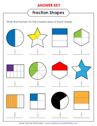 fraction shapes 2 werty