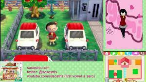 let u0027s play animal crossing happy home designer 11 youtube
