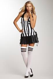 Ref Costumes Halloween Leg Avenue Halloween Costumes Referee Costume 3