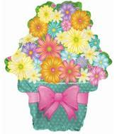 flowers and balloons bargain balloons flower mylar balloons and foil balloons