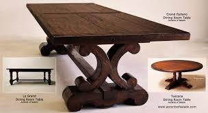 Solid Wood Dining Room Tables Solid Wood Dining Room Tables Ilashome