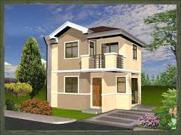 Home Designs Floor Plans In The Philippines Maureen Dream Home Designs Of Lb Lapuz Architects U0026 Builders