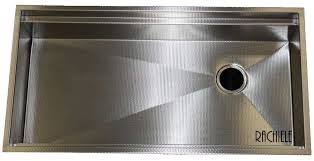 Stainless Steel Sinks That Hide Scratches And Water Spots - Kitchen sink titanium