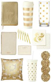 Chic Desk Accessories by Best 25 Gold Office Ideas Only On Pinterest Gold Office Decor