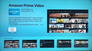 amazon prime video on apple tv limited to 2 1 stereo sound