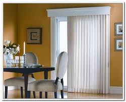 sliding glass doors curtains door curtain rod for sliding glass door home design ideas
