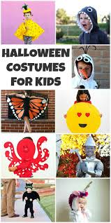 best 40 diy halloween costumes for kids simple sojourns