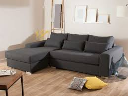 canap tissu gris anthracite canap tissu d houssable d angle fixe clemence gris anthracite