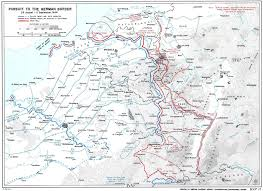 Brussels Germany Map Hyperwar The Siegfried Line Campaign