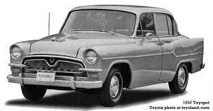 history of cars toyota history of the car company