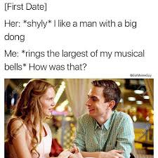 Man Date Meme - dopl3r com memes first date her shyl i like a man with a big