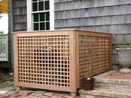 Screen Ideas For Backyard Privacy by Lattice Projects View Larger Higher Quality Image Lattice