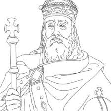 king queen coloring pages clipart panda images throne