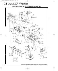 pdf manual for kenwood tape deck kx w594