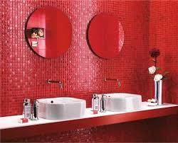 red wall tiles for bathroom pink color for bathroom tile tsc
