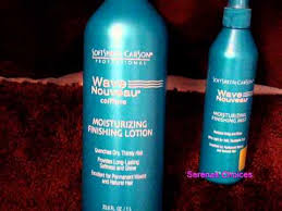 how to care for wave nouveau hair wave nouveau review hair type 3 4 youtube