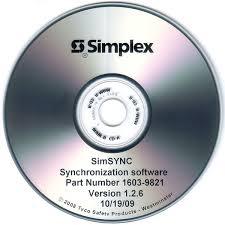 simsync for simplex 1250 simplex grinnell