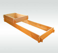 Cedar Raised Garden Bed Timberlane Gardens Raised Garden Bed Kit 2 Tiered 2x3 2x6 Western Re