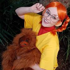 Halloween Costumes Red Hair Eliza Thornberry Costume Bright Red Hair Costumes