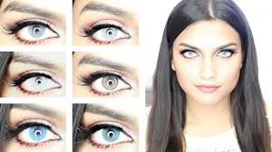 halloween contact lenses no prescription new solotica contact lenses review 10 off code vartika youtube