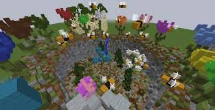 Hunger Games Minecraft Map Kit Pvp Overgrown A Map By Cubix Constructions Happy Hunger