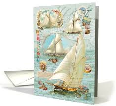 79 best sailing cards images on masculine cards