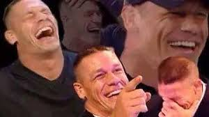 Laughing Face Meme - when i laugh at john cena memes but actually am dying inside imgur