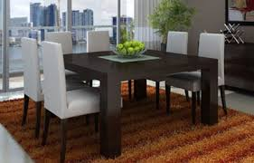 Square Dining Room Tables For 8 Mesmerizing Dining Tables Square 8 Seats Of For Sustainablepals